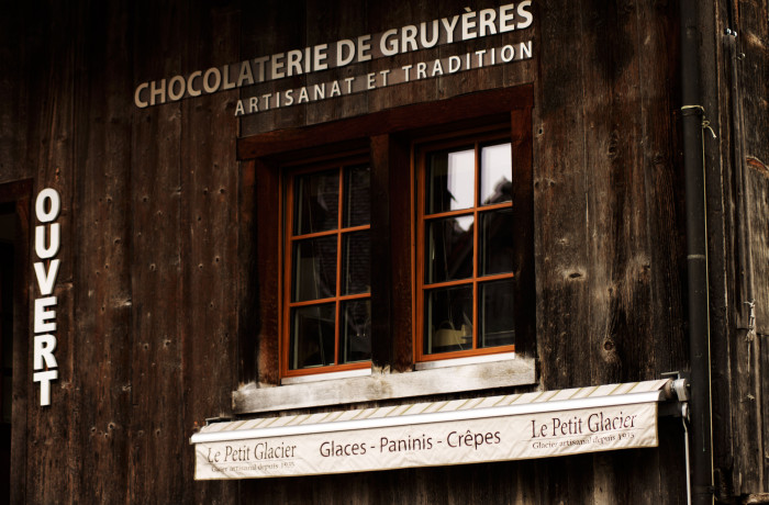 Gruyeres ( France )